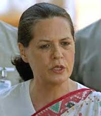 Naidu must express regret over remarks against Congress: Sonia Gandhi
