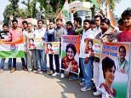 Disgruntled Congress workers announce reward for 'missing' Rahul